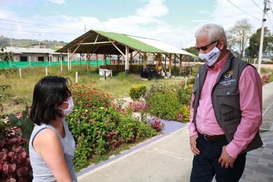 Nuevas viviendas para sectores populares en el Portal de las Ferias en Popayán