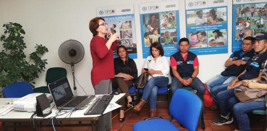 Olga Jimena Lehmann Paz, directora regional Cauca - Prosperidad Social