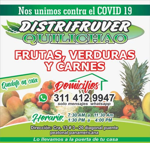 Distrifruver Quilichao
