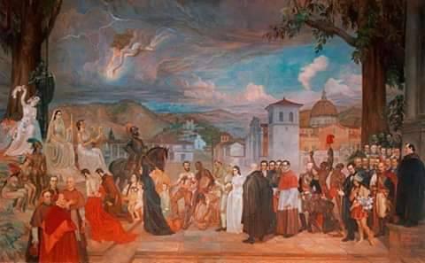 APOTEOSIS DE POPAYÁN