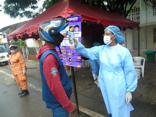 En Colombia 36.766 personas han muerto por coronavirus