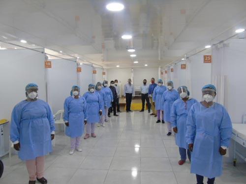 Se disparó el coronavirus en Villa Rica, 71 casos positivos
