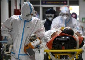Se registran 256 muertes más por covid-19