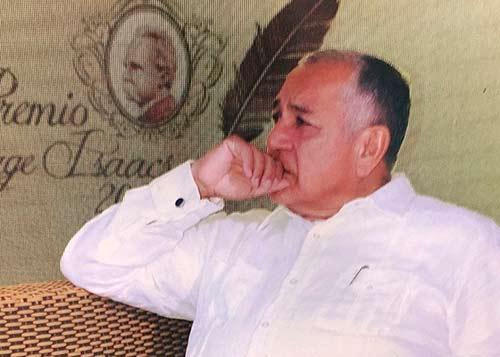 José Ramón Burgos Mosquera: nortecaucano novelista revelación