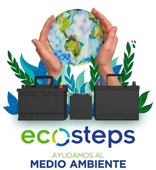 Ecología. Reciclaje de baterías, gran negocio para el medio ambiente