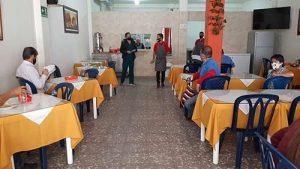 Comunidad del barrio Bolívar dialogó con secretarios de despacho