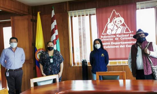 Comité de Cafeteros tendrá nueva sede en Totoró