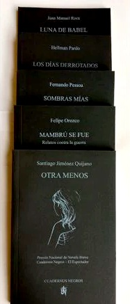 Cuadernos Negros Editorial