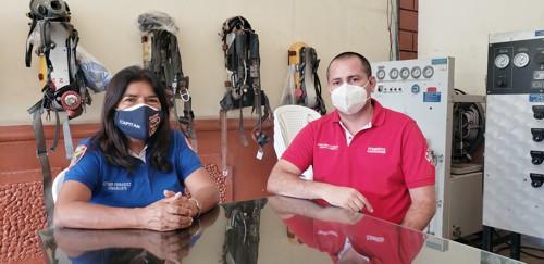 Cuerpo de Bomberos de Quilichao busca ayuda urgente