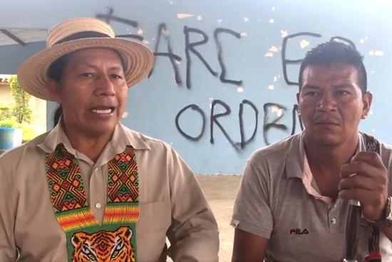 "Duque ""detenga esta matanza"": senador caucano Feliciano Valencia"