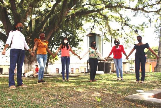 Equipo psicosocial de la comisaria de familia de Villa Rica - Cauca