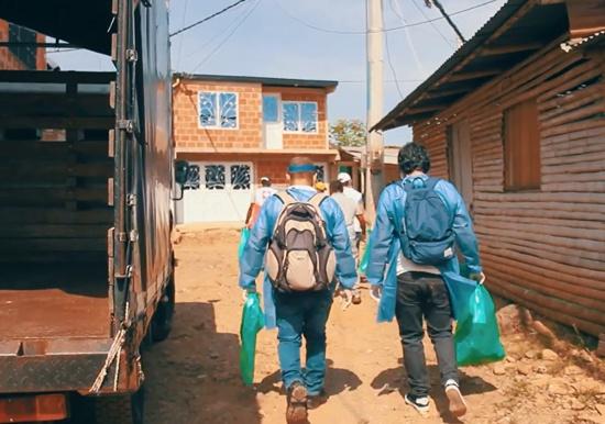 En Santander de Quilichao se lucha para eliminar el Dengue