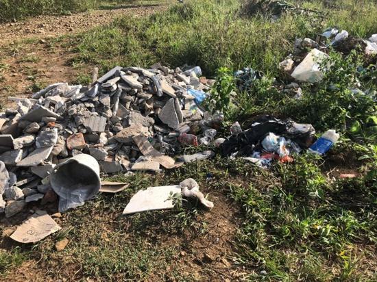 Inconciencia en Quilichao está creando un basurero