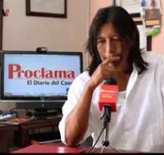 Exsenador Jesús E. Piñacué A.