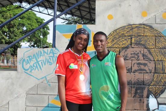 Joven padillense es convocada a Preselección Nacional de Voleibol