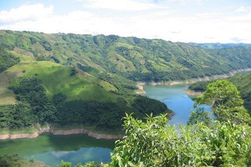 La otra historia del Cauca La Salvajina