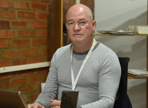 Luis Antonio Velasco Valcke, gerente de Emquilichao