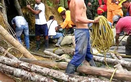 Nueva tragedia en la mina de oro de San Antonio, Santander de Quilichao