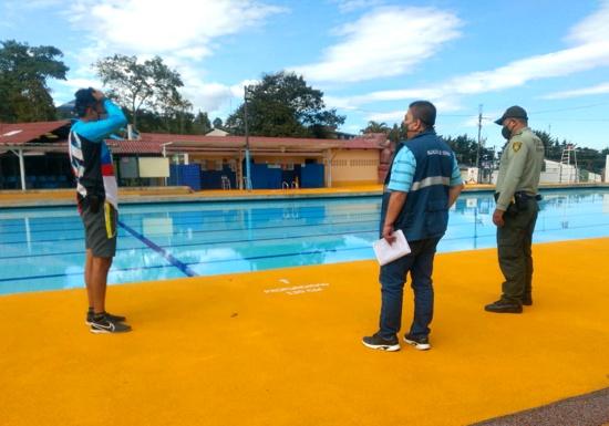 Prevención en piscinas y parques acuáticos de Popayán