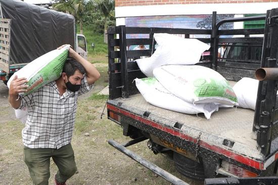 Se reactiva proyecto de fortalecimiento de la cadena láctea en Cauca