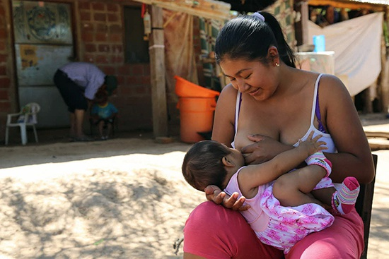 Lactancia Materna debe ser apoyada en tiempos de Covid-19