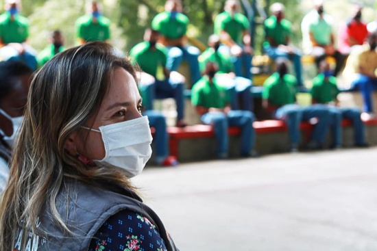 Semana de la Juventud inició en el Toribio Maya de Popayán