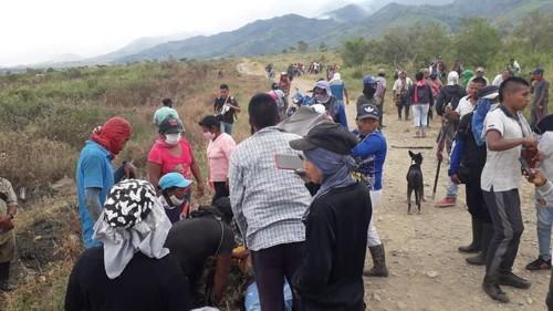 Siguen matando indígenas en el norte del Cauca