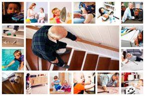 Accidentes en el hogar: mejor prevenir que lamentar