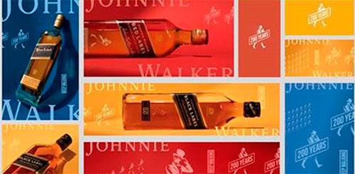 200 AÑOS DE JOHNNI WALKER