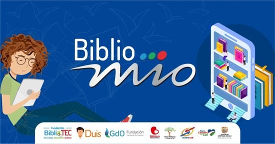 BIBLIOMIO - Usuarios del MIO ahora podrán consultar libros de manera virtual