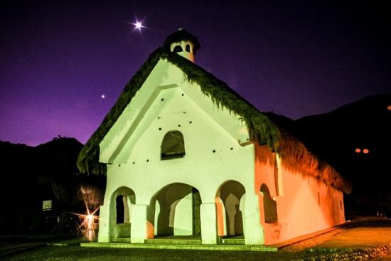 Capilla Doctrinera San Andrés de Pisimbalá - Inzá - Cauca