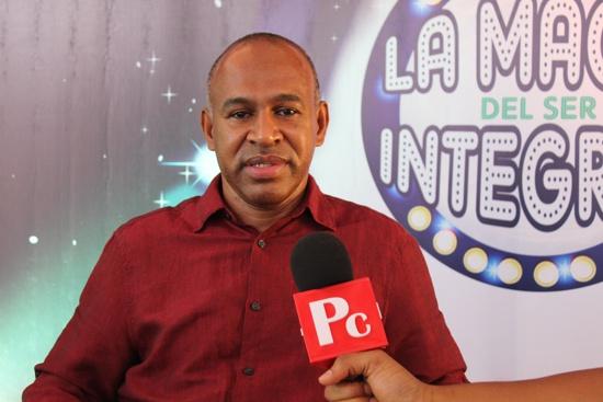Dagoberto Dominguez - alcalde de Puerto Tejada