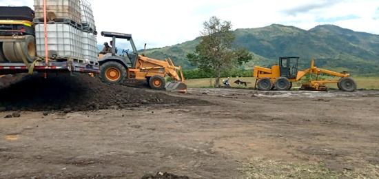 Desarrollo vial rural para Corinto es una realidad