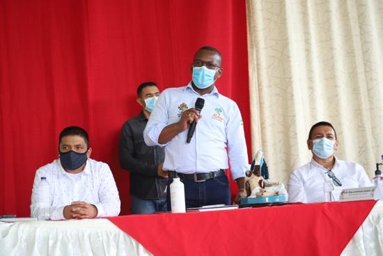 Diálogo Social y Comunitario se desarrolló en Bolívar