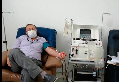 Dona plaquetas y así contribuyes a salvar muchas vidas