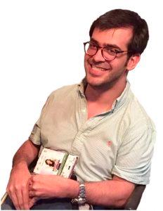 Eduardo Frontano Sánchez, comunicador social y especialista en temas de inclusión laboral y discapacidad