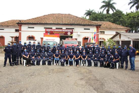 Cuerpo de Bomberos Voluntarios de Santander de Quilichao