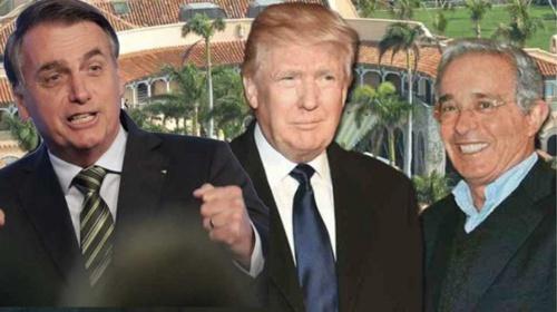 El socialismo de Uribe, Trump y Bolsonaro