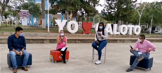 En Caloto se lucha por mitigar la propagación del COVID 19