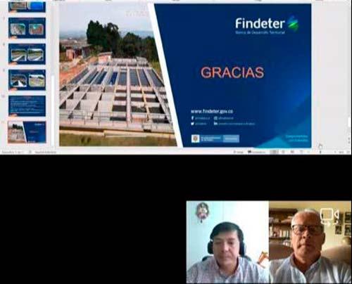 Ampliación de la Planta de Tratamiento de Agua Potable del Acueducto de Popayán