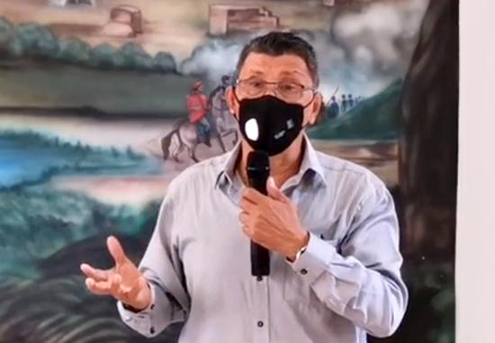 Gonzalo Ramírez - Alcalde de Caloto