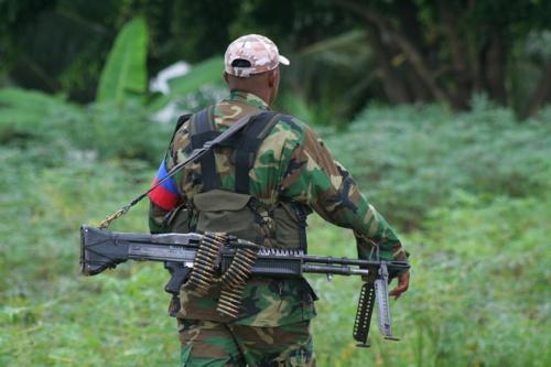 ¿Grupos paramilitares en Santander de Quilichao?