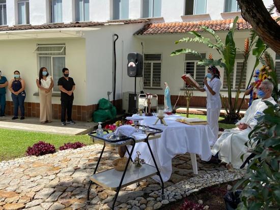 Hospital San José conmemora 309 años de existencia