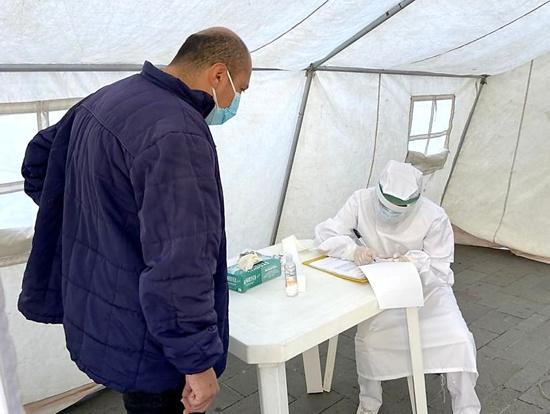 Hospital San José realiza pruebas antigénicas para Covid 19 en Popayán