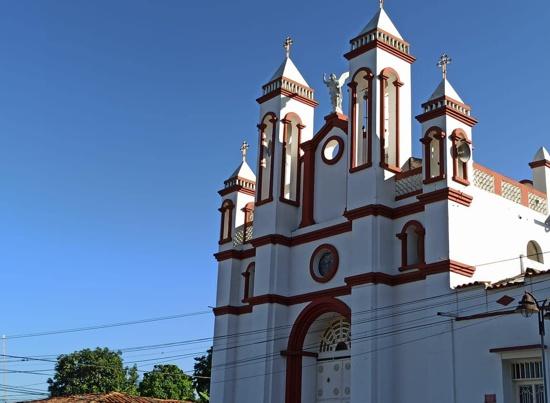 Iglesia Municipio de Corinto - Cauca