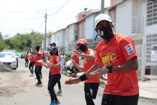 Indeportes Cauca invita a celebrar el Día Mundial de la Actividad Física