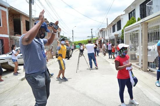 Indeportes Cauca invita a celebrar el Día Mundial de la Actividad Física.