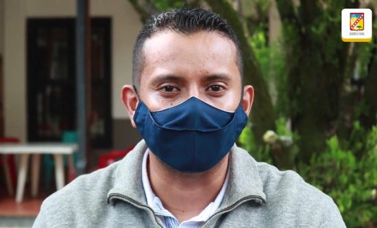Jhon Vargas, secretario de Educación de Santander de Quilichao