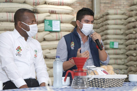 La cosecha cafetera del Cauca ronda el billón de pesos