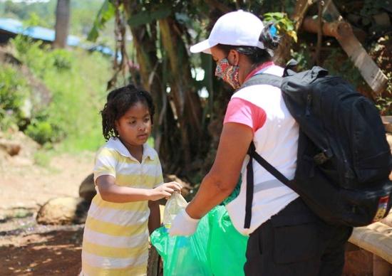 La lucha contra el dengue no se detiene en Quilichao - Jornada de recolección de inservibles